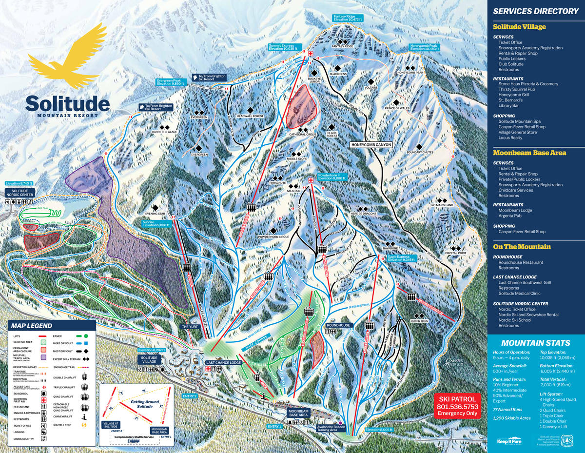 All the season, collective, and discount pass options for Utah's 15 ski & snowboard resorts.