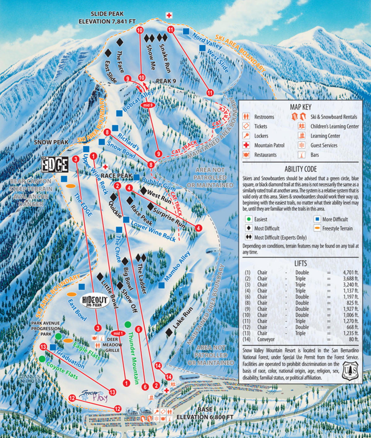 Woods Valley Ski Area is one of Central NY's best locations for skiing and snowboarding fun. Located in Rome NY, Woods Valley has ski lessons, ski rentals, great facilities, and more.